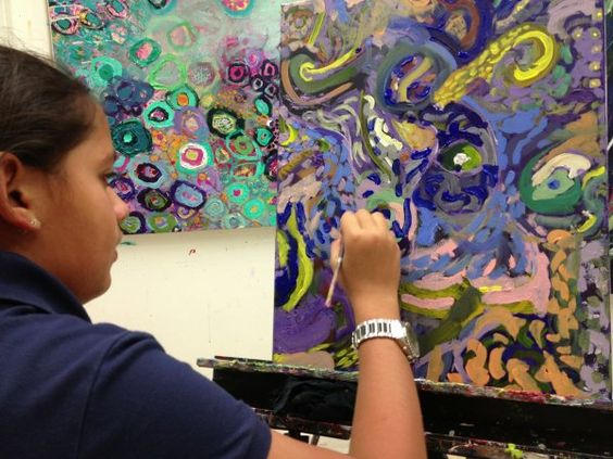 best places to learn to paint in nyc - Google Search