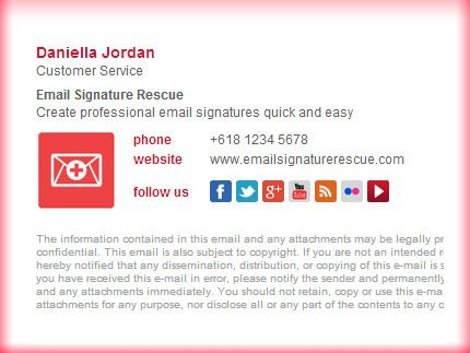 TATTOPIWN email signature Projects to try Pinterest Email - professional email template