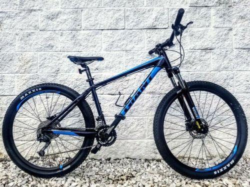 Buy Giant Talon 27 5 Mountain Bike W Hydraulic Disc Brakes Folding Mountain Bike Bicycle Speed Bicycle