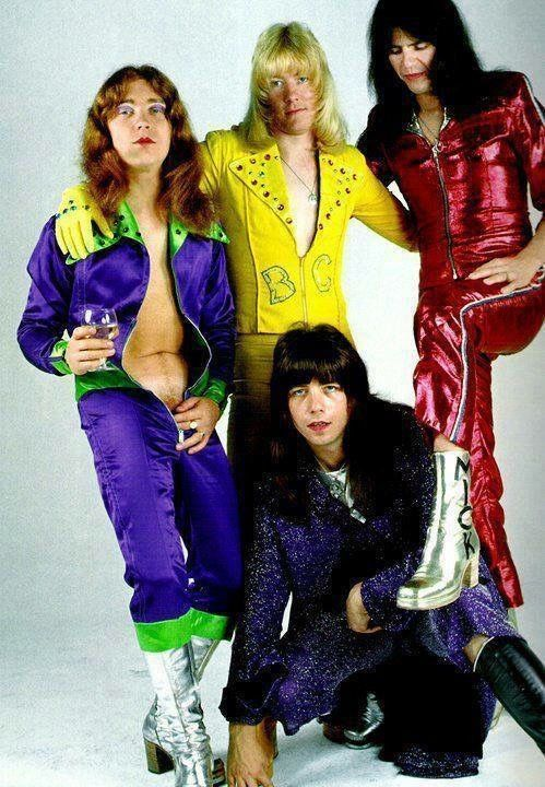 Bildresultat For The Sweet Top Of The Pops Steve Priest The Sweet Pinterest Tops The Sweet And The Pop Sweet Band Glam Rock Bands Outrageous Clothing