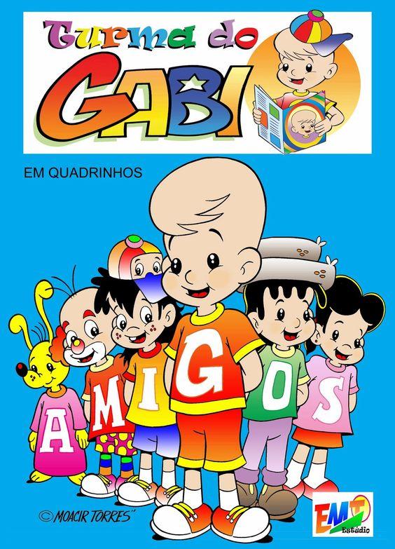 TURMA DO GABI: Lançamento Digital - Turma do Gabi em Quadrinhos #...