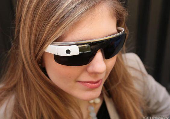 Google Glass Explorer Edition via @CNET