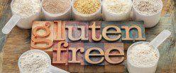 Gluten free diet benefits.