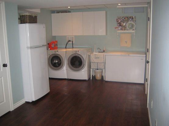 Types Of Basement Laundry Room Flooring That Is Waterproof
