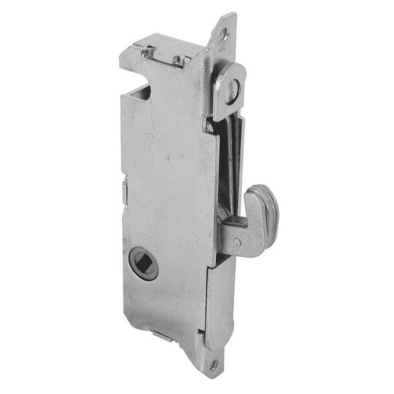 Prime Line Stainless Steel Round Face 45 Degree Sliding Door