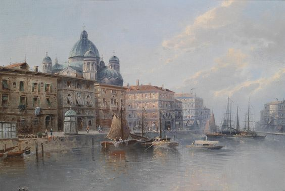 Karl Kaufmann \ HENRI CARNIER  (1843–1902)