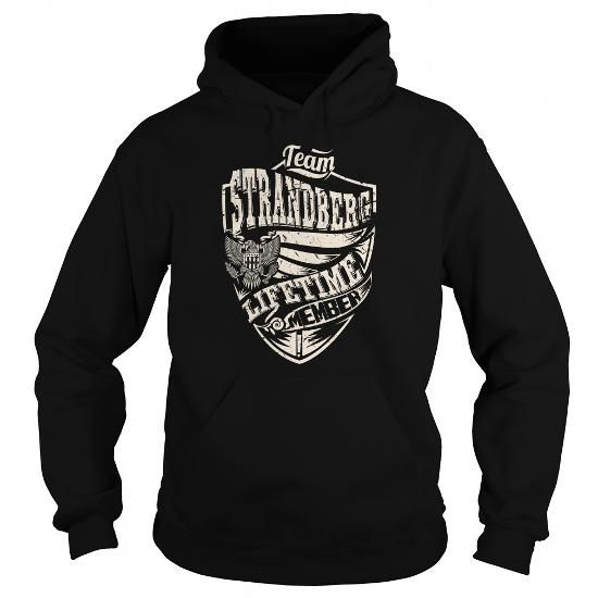 Last Name, Surname Tshirts - Team STRANDBERG Lifetime Member Eagle - #gifts for girl friends #gift for mom. Last Name, Surname Tshirts - Team STRANDBERG Lifetime Member Eagle, funny gift,couple gift. WANT THIS =>...