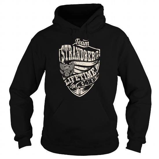 Last Name, Surname Tshirts - Team STRANDBERG Lifetime Member Eagle - #gifts for girl friends #gift for mom. Last Name, Surname Tshirts - Team STRANDBERG Lifetime Member Eagle, funny gift,couple gift. WANT THIS =>...