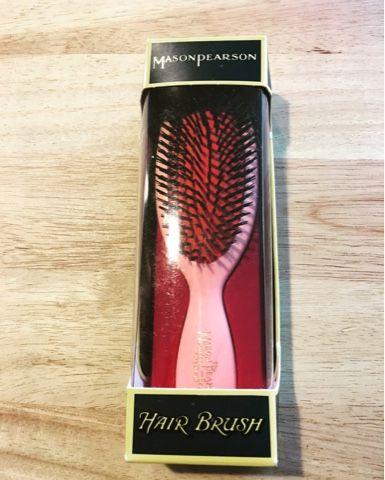 Beauty Junkie: Mason Pearson Hair Brush