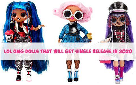 LOL Surprise OMG Series 2 Wave 2 Fashion Doll SHADOW