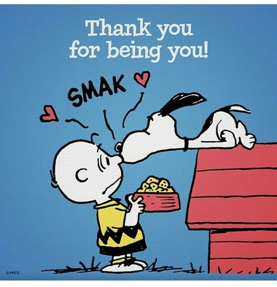 """I would have said, """"Thank you, Snoopy. I love Puppy breath!"""""""