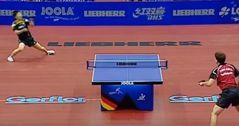 Few Know Of The Serious Professional Table Tennis Game Full Of Professional Sports Bodies Like Table Tennis Federati Table Tennis Tennis Workout Tennis Rules