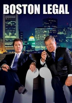 Boston Legal - God I really miss this show, James Spader and William Shatner were just phenomenal.