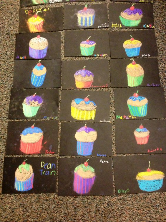 Art - Grade 2.  These look like so much fun to make! I love all the colors and would definitely hang these in the room!