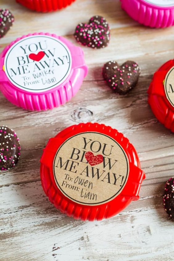 5 Classroom Valentines You Can Make Using Dollar-Store Finds | Kitchn