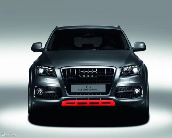 Audi Q5 performance SUV