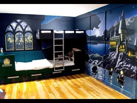 50 Cool Bedroom Ideas Themed Harry Potter Decorate My Bedroom 44564908 Bedroom Designs Imag Harry Potter Bedroom Decor Harry Potter Bedroom Harry Potter Room