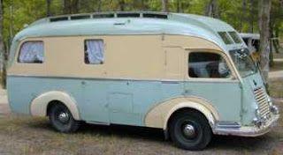 Le camping-car Passe partout: Camping-car : Renault Goélette et Voltigeur