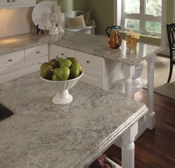 countertops pearls and travertine on pinterest. Black Bedroom Furniture Sets. Home Design Ideas