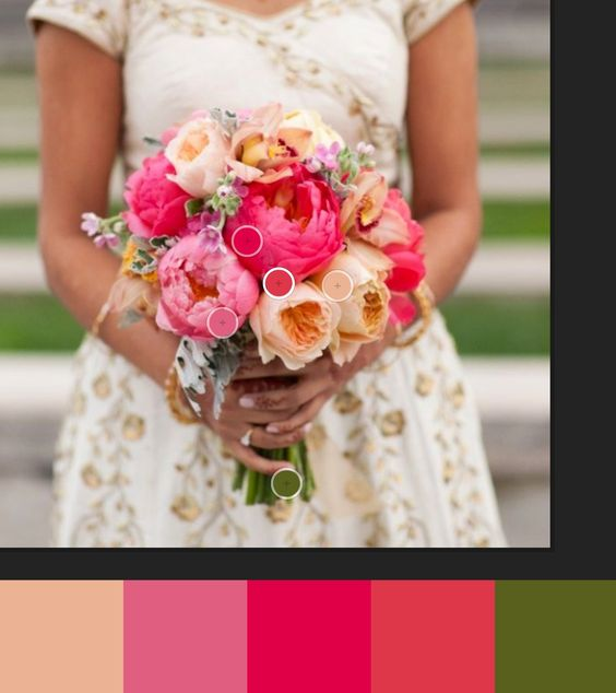 Color palette: Pink Flowers, Bridal Photos, Flower Bouquets, Wedding Ideas, Peonies Wedding Bouquets, Wedding Flowers, Coral Bridal Bouquets, Peonies Bouquet