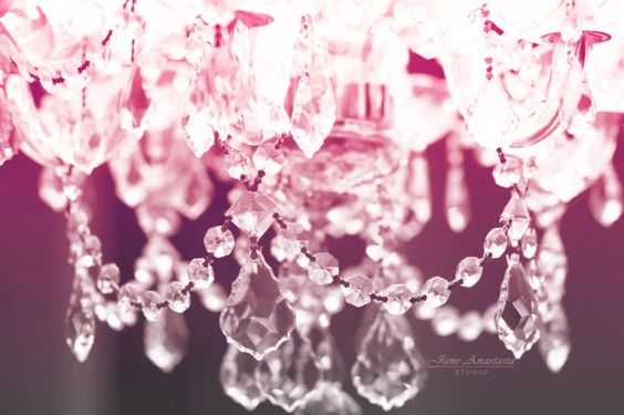 I need a pink chandelier to make everything in my dream closet shine and sparkle!  #matildajaneclothing #MJCdreamcloset