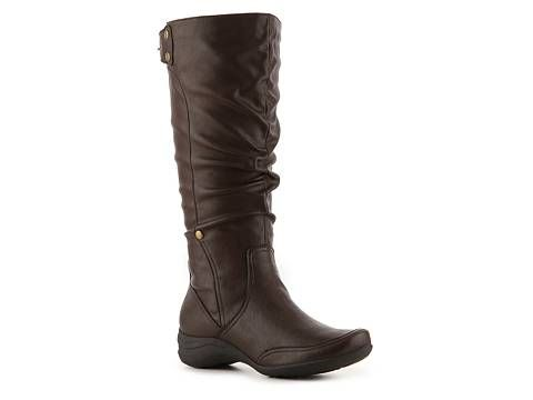 Hush Puppies Alternative Wide Calf Boot | DSW size 6.5