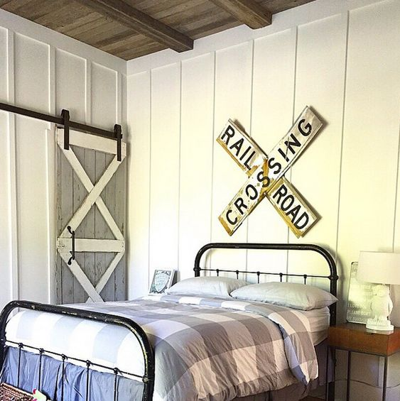 Old Fences, Boys And Plank Ceiling On Pinterest