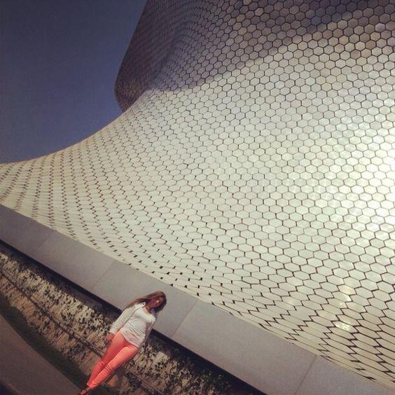 México City, Soumaya museum