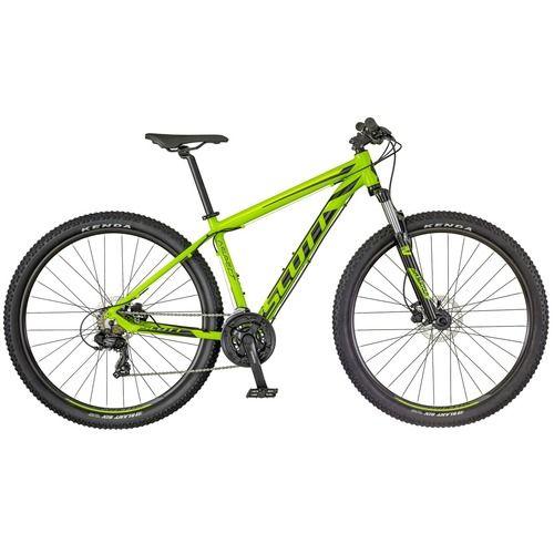 Scott Aspect 760 2018 Green Yellow 1 Bicycle Bike