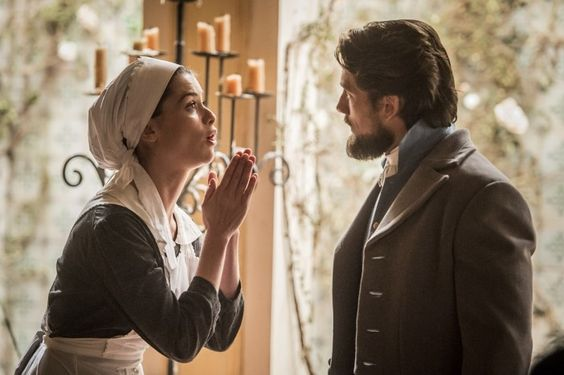 """""""Além do tempo"""" : Lívia e Felipe reconciliam-se http://angorussia.com/entretenimento/tvmedia/alem-do-tempo-livia-e-felipe-reconciliam-se/"""