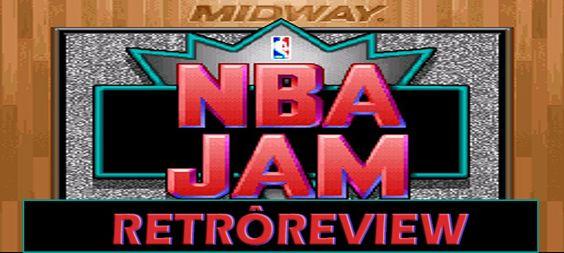 Retrôreview no ar! Imperdível, quem ai lembra do game NBA JAM? http://www.nerdup.com.br/powerup/retroreviews/retroreview-nba-jam #games #jogos #review #nbajam