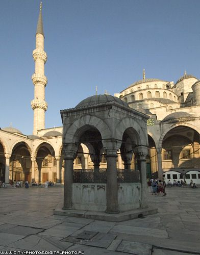 Blue Mosque, Istanbul Turkey, (been there)