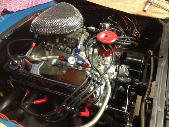 Crate engines ford pinto and engine on pinterest blueprint engines customer robert thiel has recently installed our bp3060ct into his 1971 ford pinto malvernweather Image collections