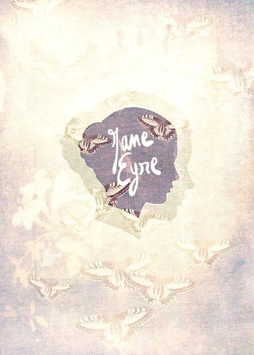 jane eyre silhouette … | Jane Eyre | Pinterest | Birds, Charlotte ...