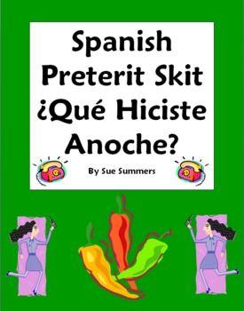 Spanish Oral Practice 110