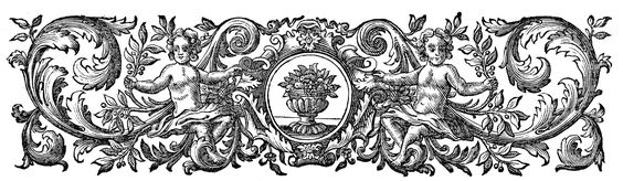 barock ornamente vector - Google-Suche