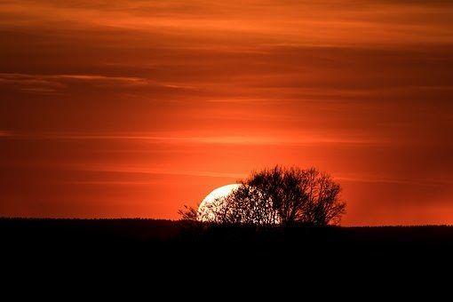 Paling Populer 30 Gambar Pemandangan Langit Senja 200 Gambar Jingga Matahari Terbenam Gratis Pixabay Download Pemanda Di 2020 Pemandangan Langit Matahari Terbenam