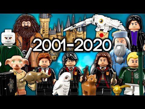Every Lego Harry Potter Set Ever Made 2001 2020 Youtube In 2021 Harry Potter Lego Sets Lego Harry Potter Pop Dolls