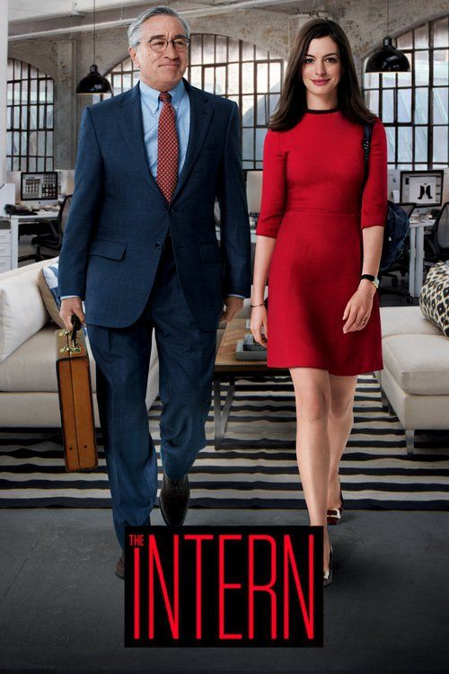 The Intern - movie poster: