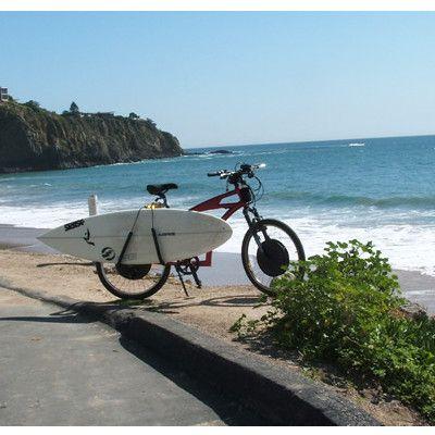 Porte planche de surf court pour vélo Mini CSR