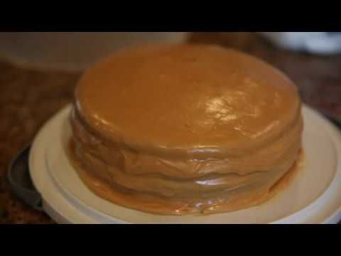 Pin On Cake Carmel Cakes