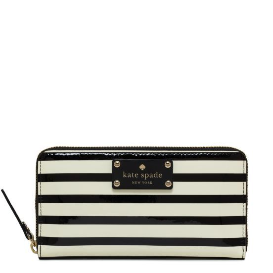 kate spade | striped flicker lacey