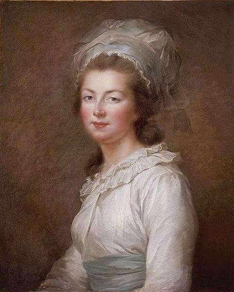 Élisabeth de France by Louise Élisabeth Vigée Le Brun