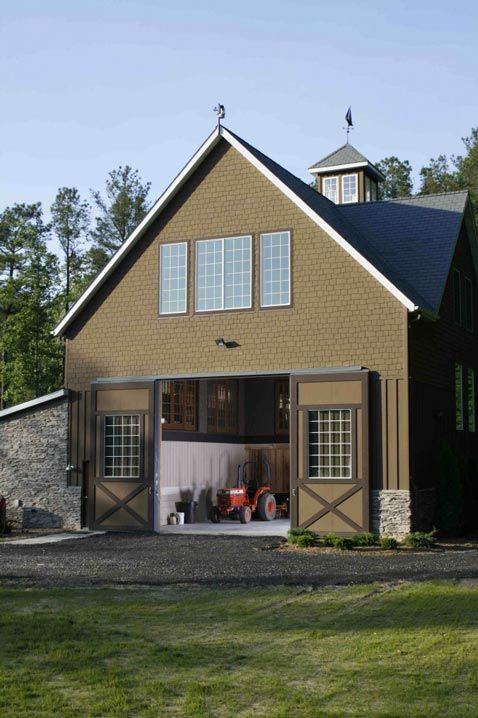 Pinterest the world s catalog of ideas for Custom garages with living quarters