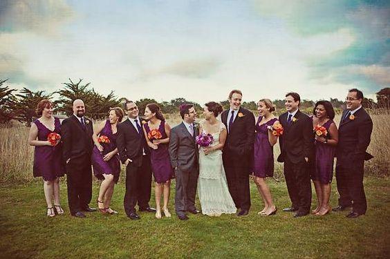 bridal party photos | The Bridal Party « Weddingbee Gallery