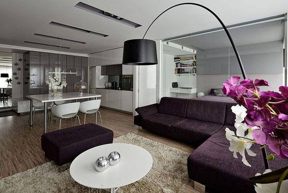 Belgrade Apartment Design by PUJORS