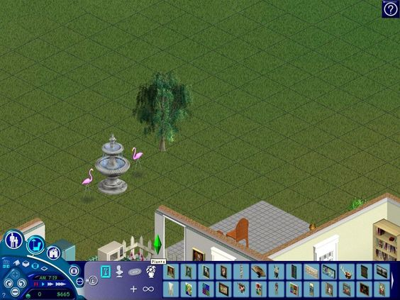 The example of the Sims complete collection