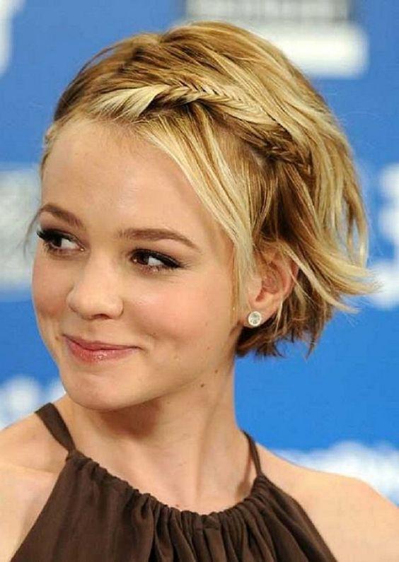 Terrific Easy Short Hairstyles Women Shorts And Hair On Pinterest Hairstyles For Men Maxibearus