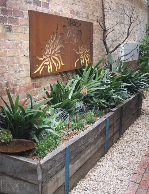 Landscape Design Outdoor Lighting Garden Management By Landscape Design Garden Whimsy Landscaping Melbourne