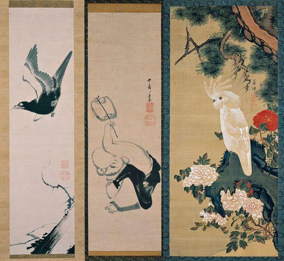 生誕300年の去年、東京では長い行列ができた若冲。信心深い彼は京都・相国寺の大典和尚と親しく交わり、禅の教えを乞うた。そのため、相国寺には若冲作品が多く残る。開催中の「伊藤若冲展」後期展示は酉年にちな...: